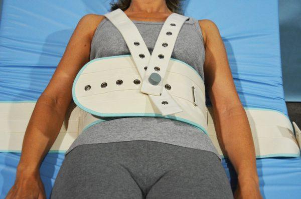 02090 - Inmovilizador magnético de hombros (complemento artículo)