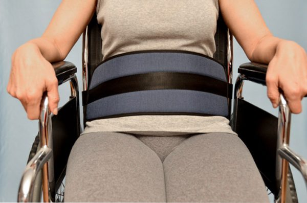 2100- Seat Restraining Belt